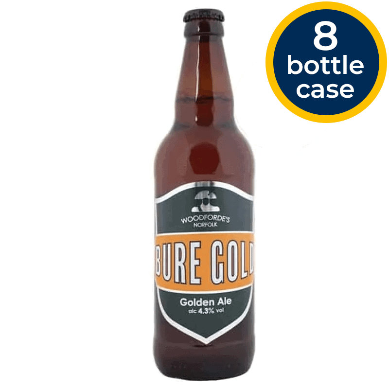 Bure Gold Bottles | Woodforde's Brewery
