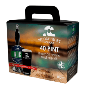 Nog Brewing Kit - Woodforde's Brewery