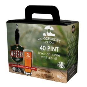 Wherry Brewing Kit - Woodforde's Brewery