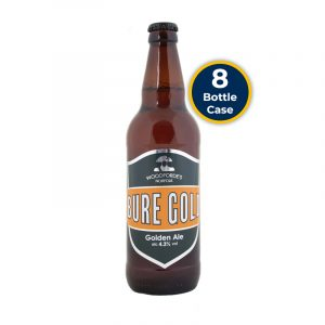 Bure Gold Bottle at Woodfordes.com