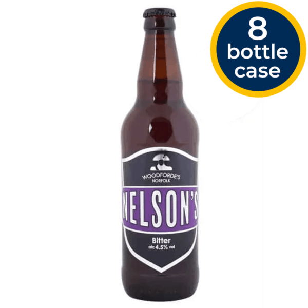 Nelsons Bottles | Woodforde's Brewery