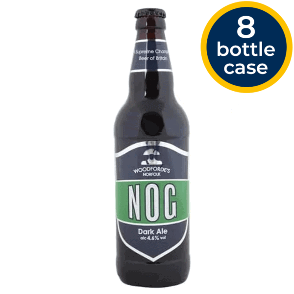 Nog bottles | Woodforde's Brewery