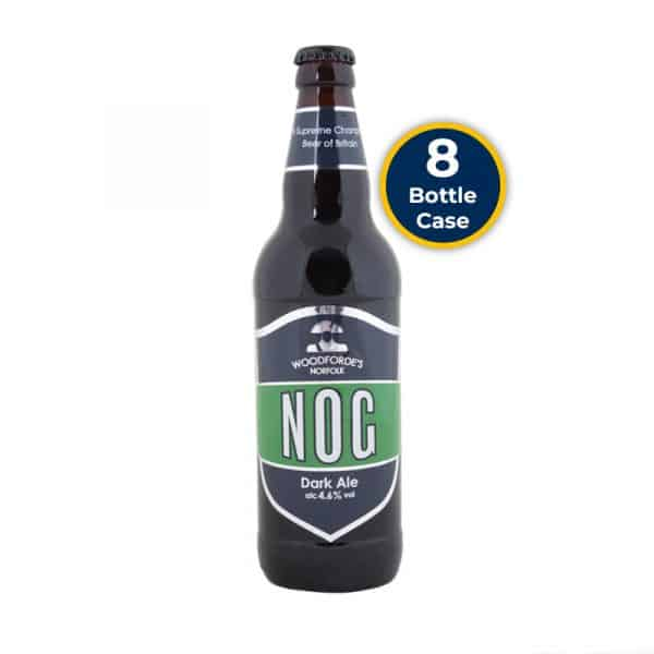Nog Bottle at Woodfordes.com