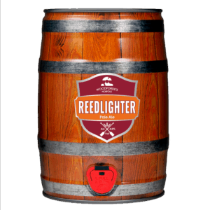 Reedlighter Mini Cask on Woodfordes.com