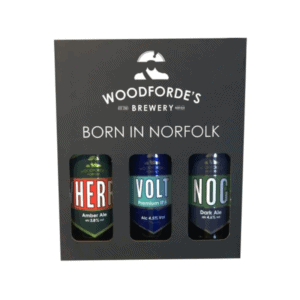 3 Bottle Gift Pack - Woodforde's Brewery