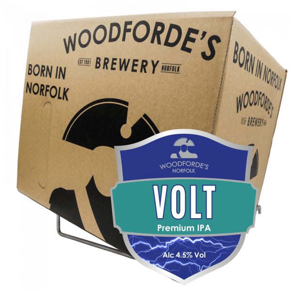 Volt Pint on Woodfordes.com