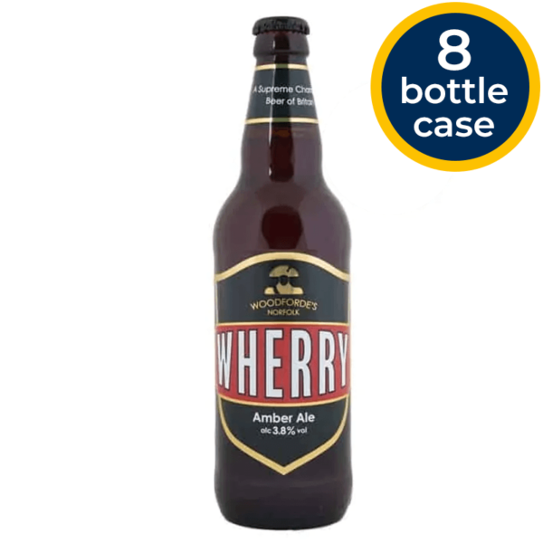 Wherry bottles | Woodforde's Brewery