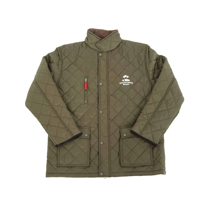 Quilted Jacket - Woodforde's Brewery