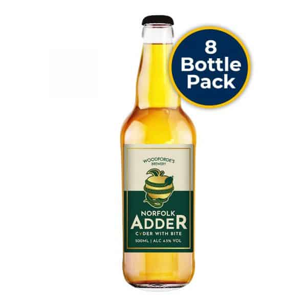 Norfolk Cyder Adder on Woodfordes.com