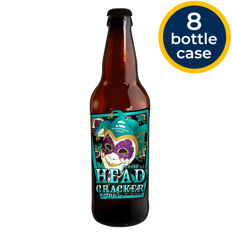 Headcracker Bottles | Woodforde's Brewery
