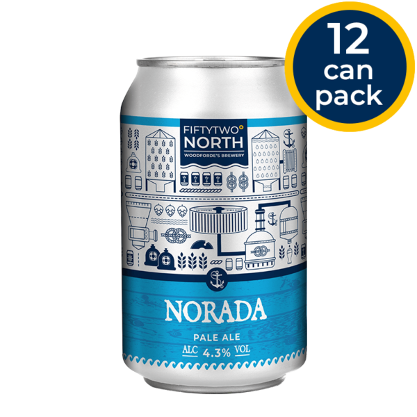 Norada Cans | Woodforde's Brewery