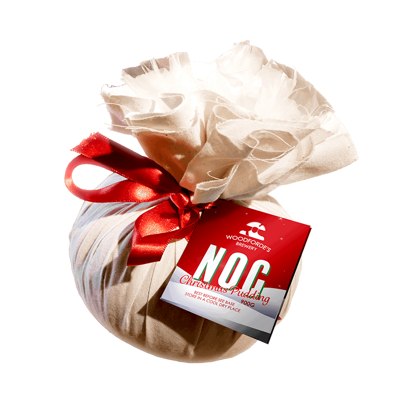 Nog Xmas Pudding on Woodfordes.com