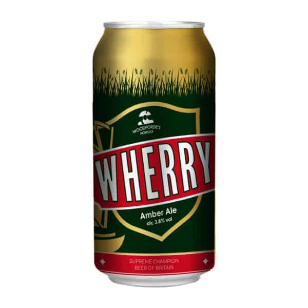 Wherry in a Can on Woodfordes.com