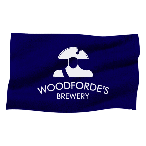 Woodforde's Bar Towel at Woodfordes.com
