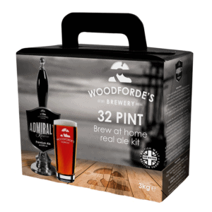 Admiral Brewing Kit - Woodforde's Brewery