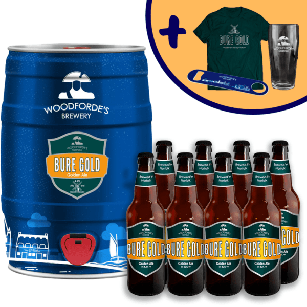 Weekend Bure Gold Bundle | Woodforde's Brewery