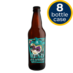 Headcracker 8 Bottle Case | Woodforde's Brewery