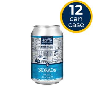 Norada 12 Can Case | Woodforde's Brewery