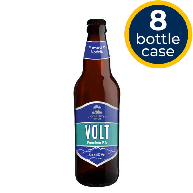 Volt IPA 8 Bottle Case | Woodforde's Brewery