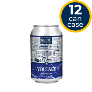 Voltage 12 Can Case | Woodforde's Brewery