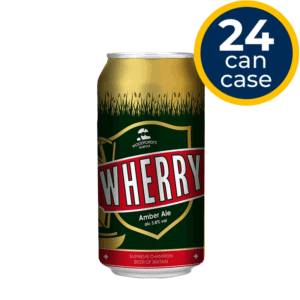 Wherry 24 Can Case | Woodforde's Brewery